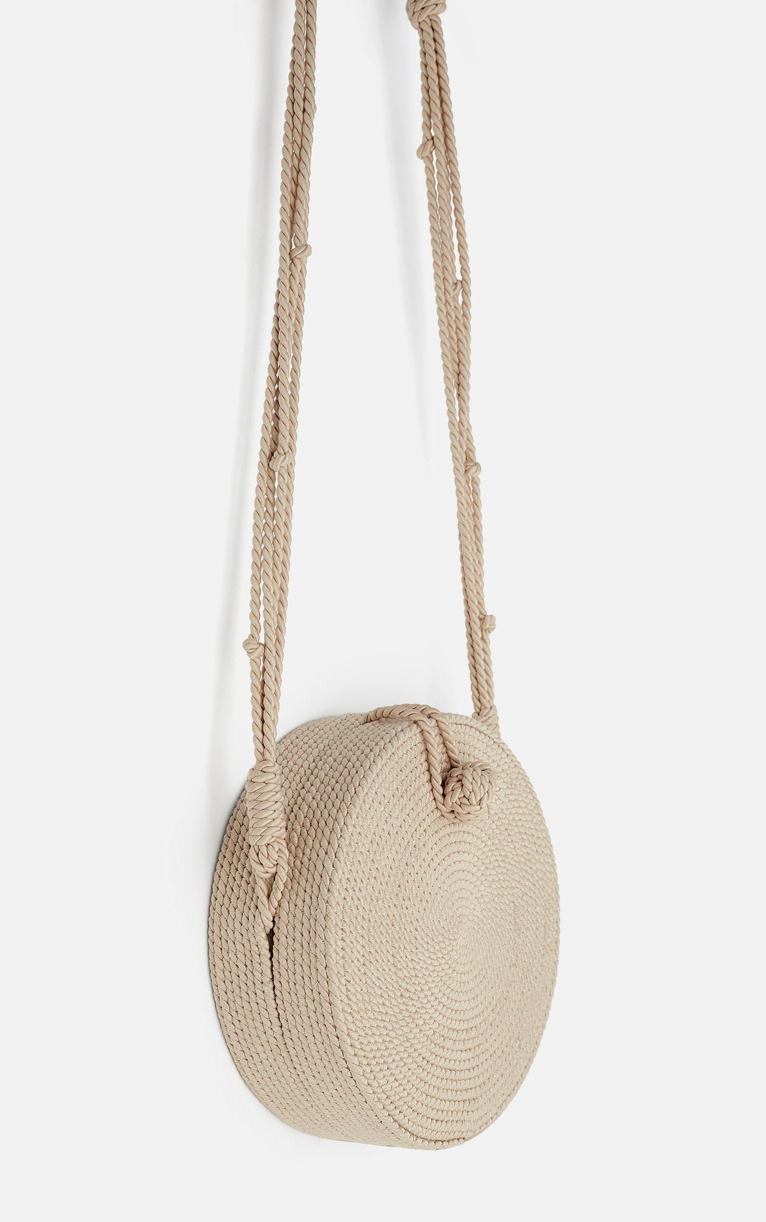 taske, skuldertaske, sommer, summer, outfit, look, accessories, flet, garn, crossover, bag