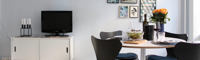 Airbnb Danmark lejlighed 2019
