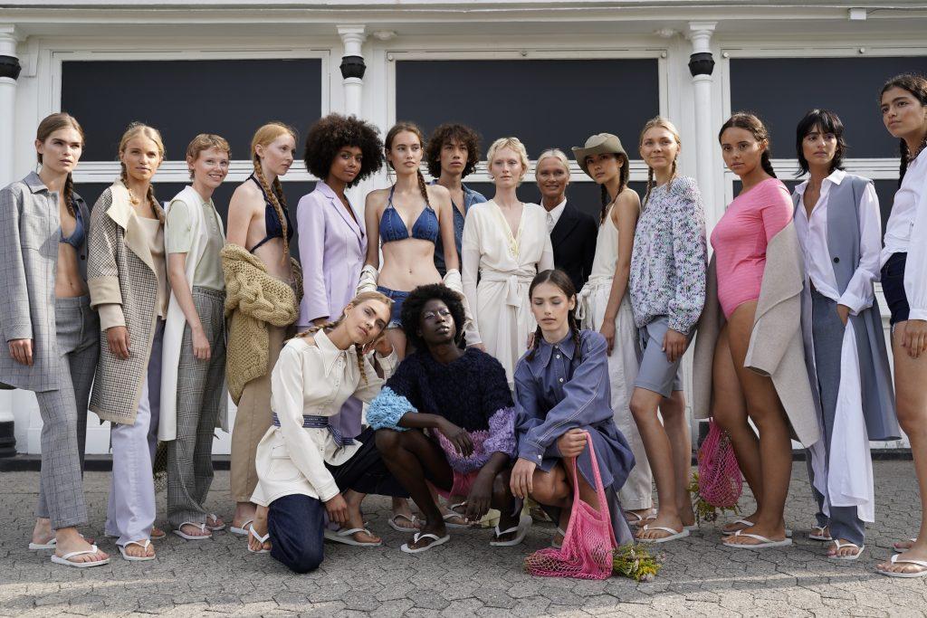 blanche ss20 mode fashion modeshow søpavillonen (Foto: CFW)