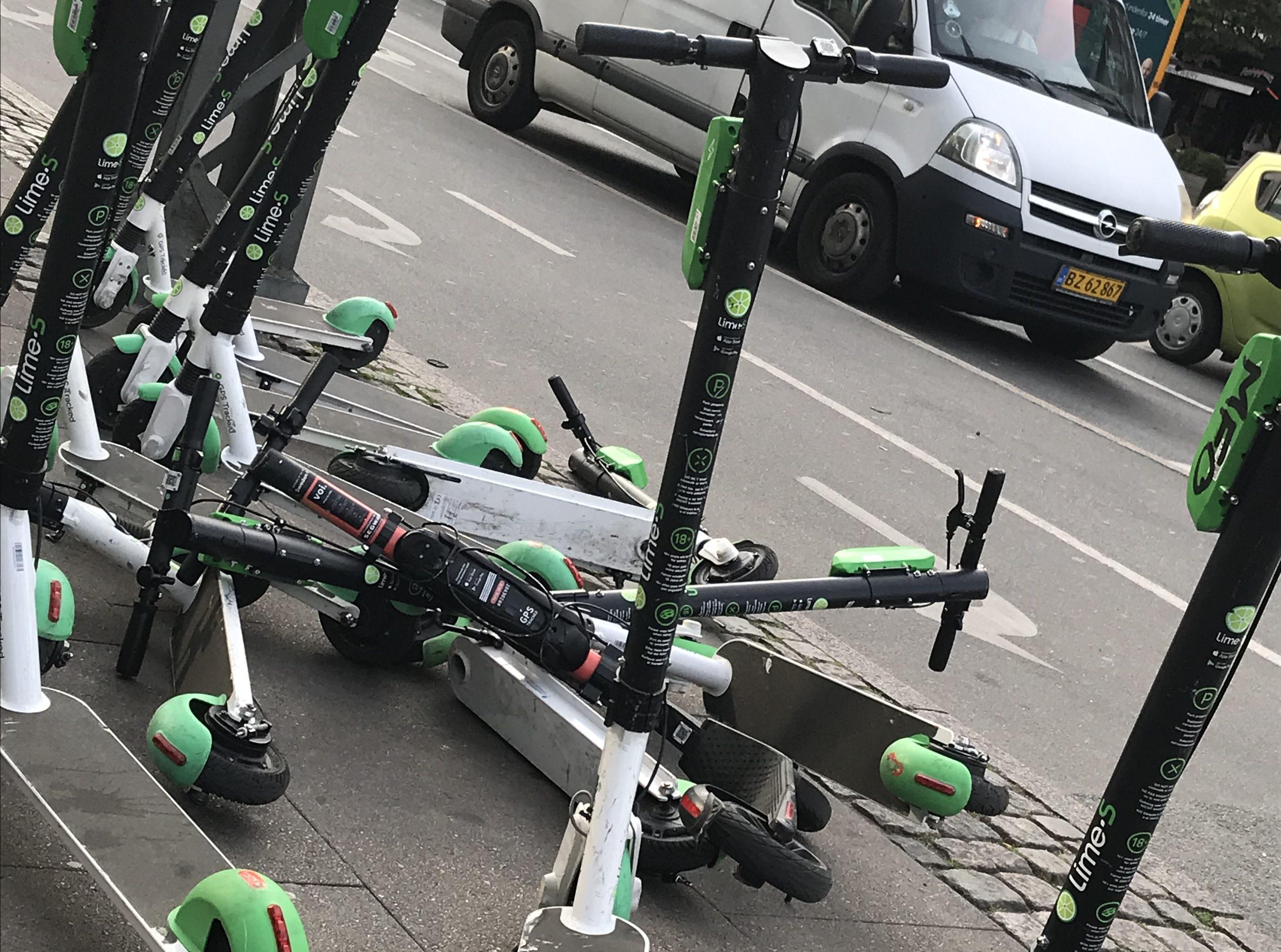 elløbehjul løbehjul københavn (Foto: MY DAILY SPACE)