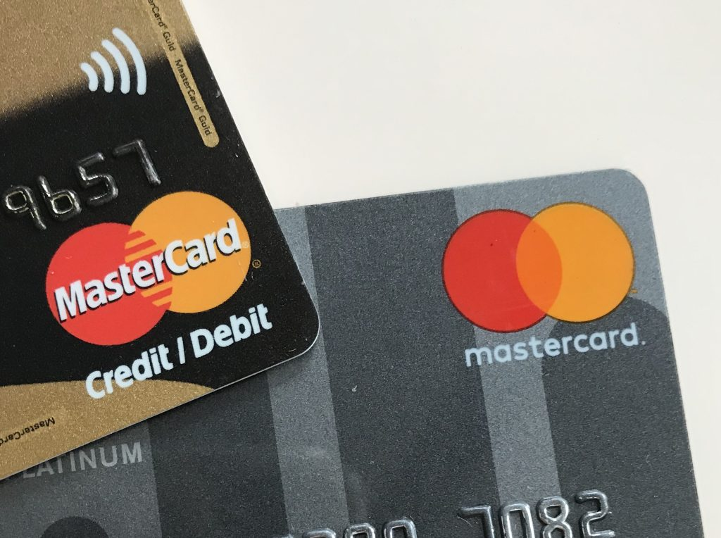 kreditkort kort dankort mastercard (Foto: MY DAILY SPACE