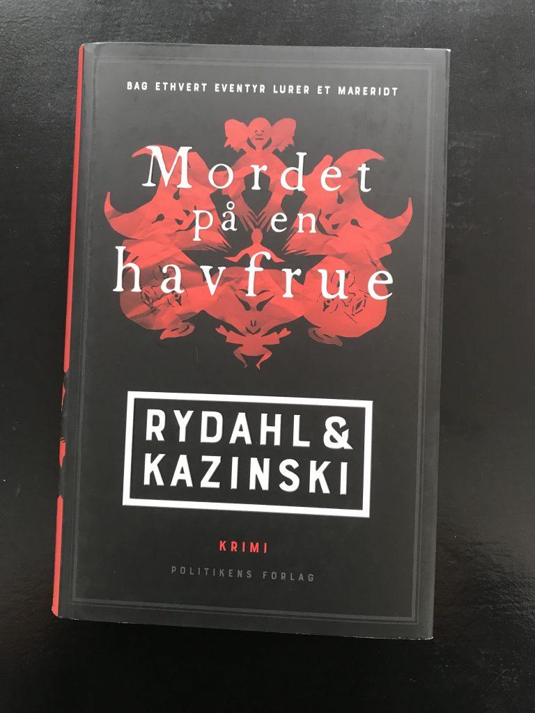 kazinski rydahl bog bøger h c andersen (Foto: MY DAILY SPACE)
