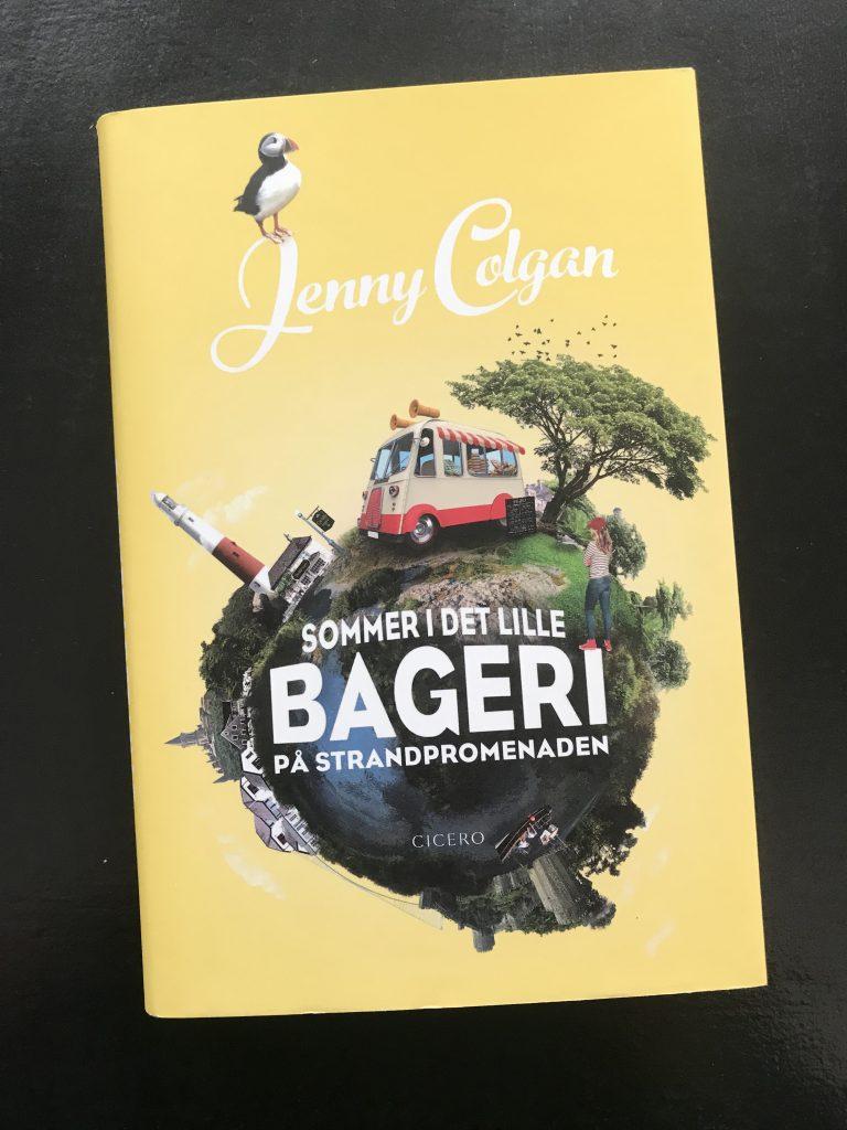 jenny colgan bog bøger sommer i det lille bageri (Foto: MY DAILY SPACE)