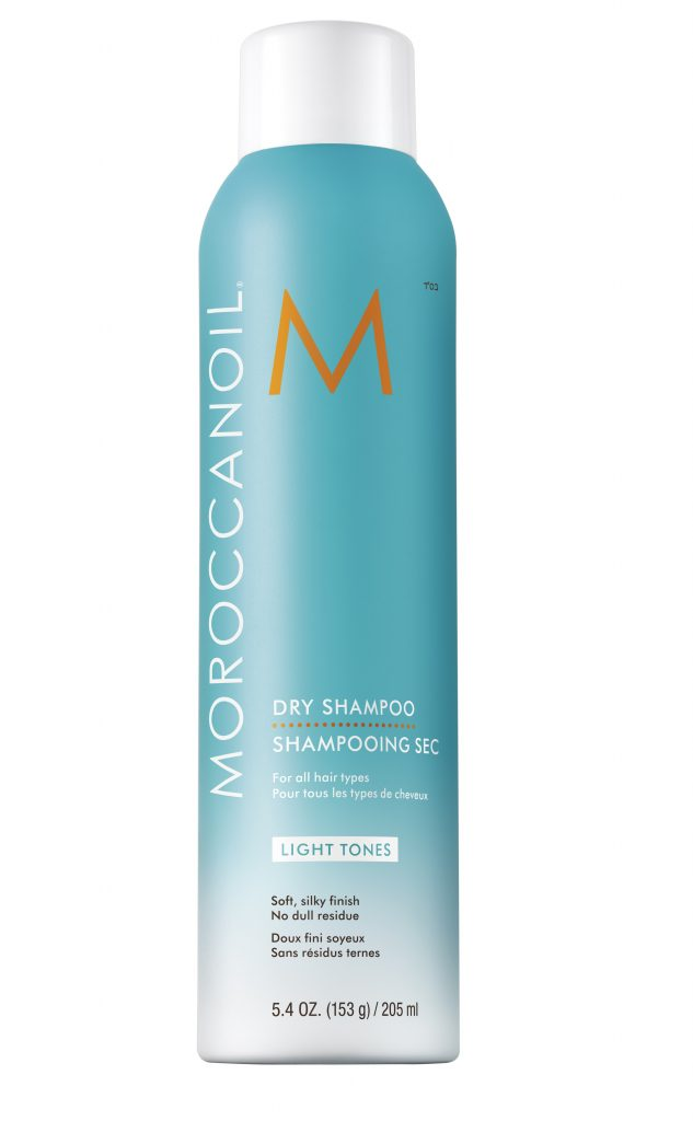 Moroccanoil dry shampoo tørshampoo hår