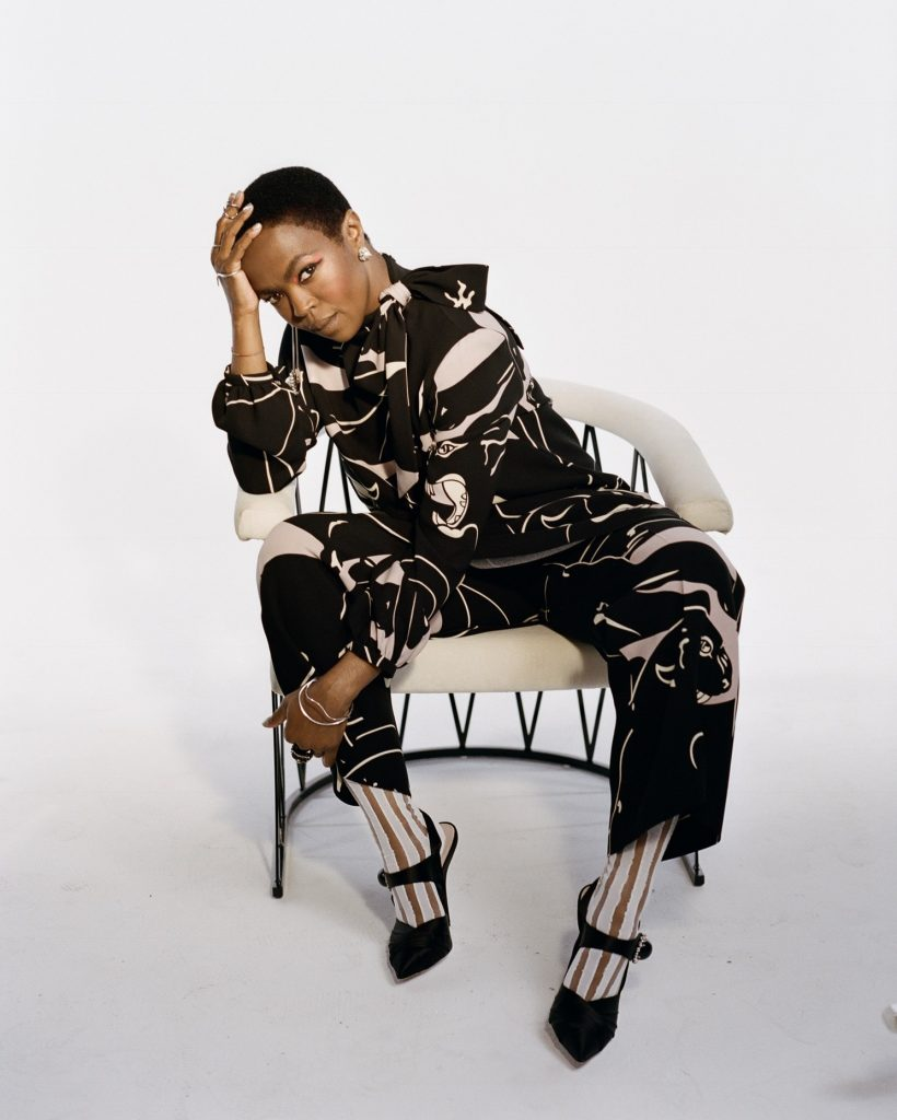Ms Lauryn Hill musik tivoli fredagsrock (Foto: Tivoli PR)