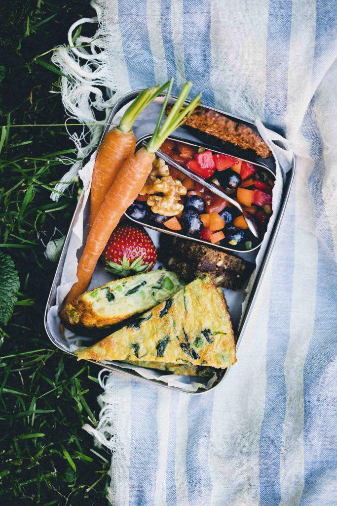 kartoffel kartoffeltortilla vegetar sund grøntsager (Foto: David Frankiel)