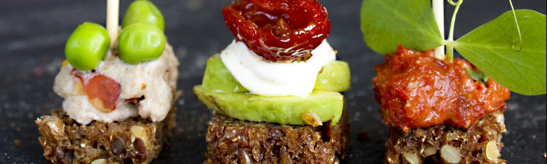 canape hyben snack (Foto: Hans Christian Arnklit)