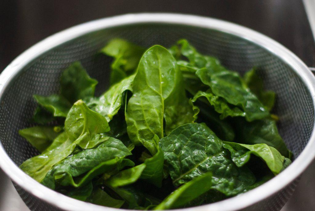 grøntsag spinat sundt (Foto: Unsplash)