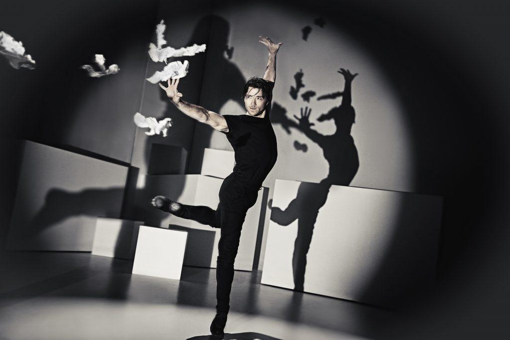 """balletdanser ballet kultur alban lendorf""""Danish Design"""" Bellevue Teatret 2019 (Foto: Emilia Therese)"""