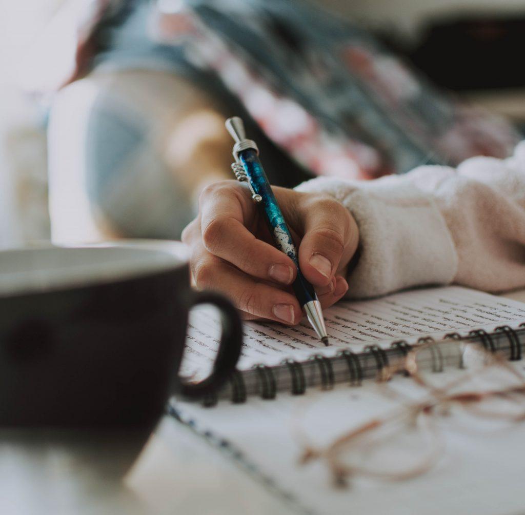 3 ting, taknemlig, tak, skrive ned, huske Foto:Unsplash)