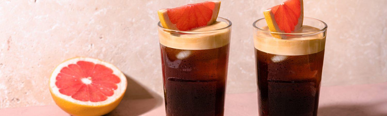 nespresso-recipes-Coffee-N-Pink-Grapefruit rød grape drink iskaffe