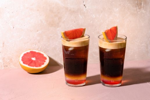nespresso-recipes-Coffee-N-Pink-Grapefruit rød grape drink iskaffe