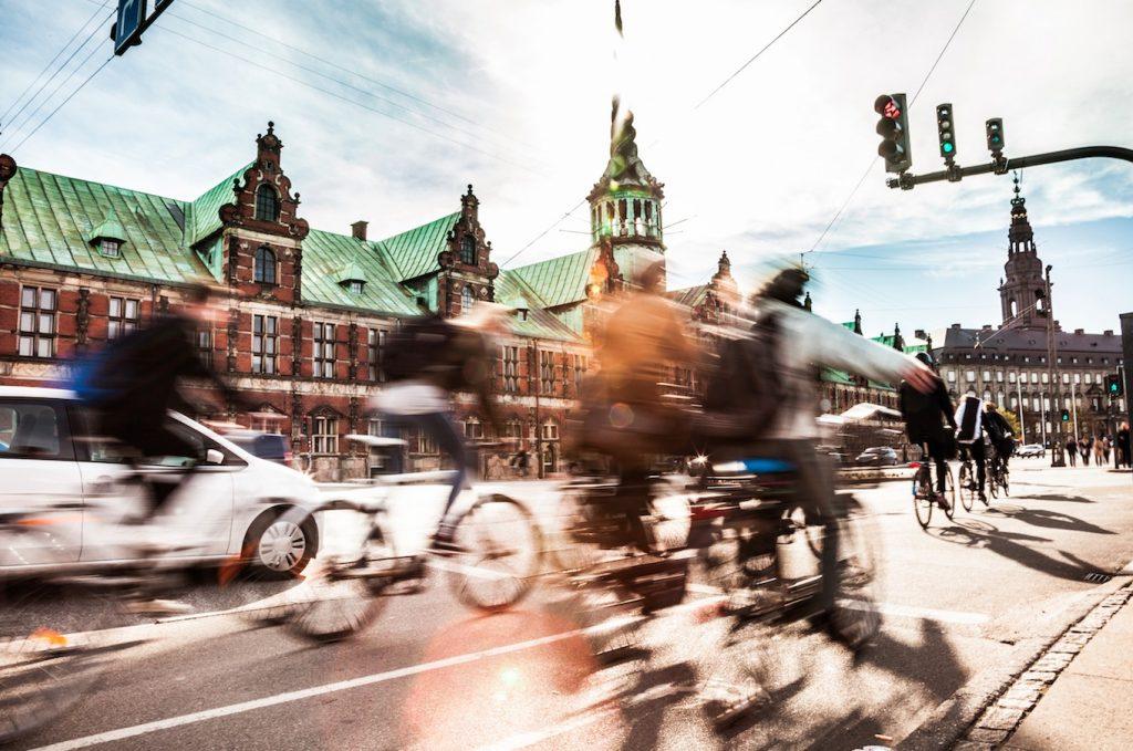 børsen københavn cykler trafik pendle (Foto: PR)