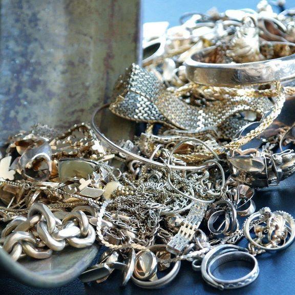 sølv, smykker, arv, arvestykker
