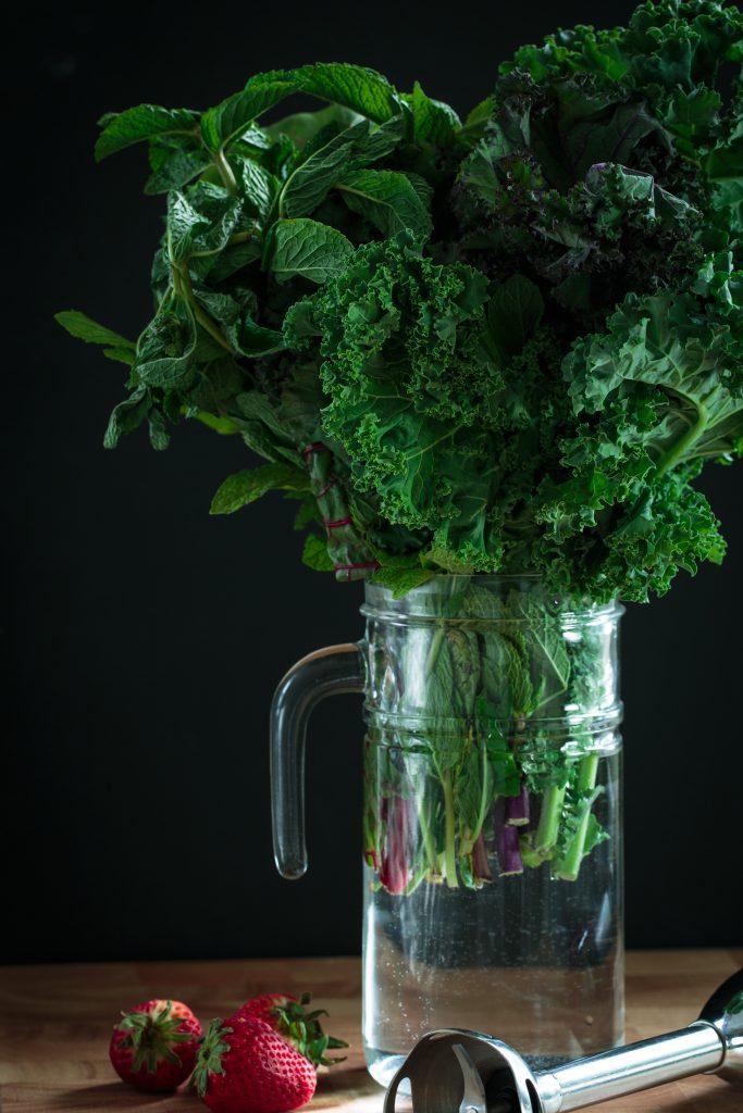 grønt grøntsager persille vegansk (Foto: Unsplash)