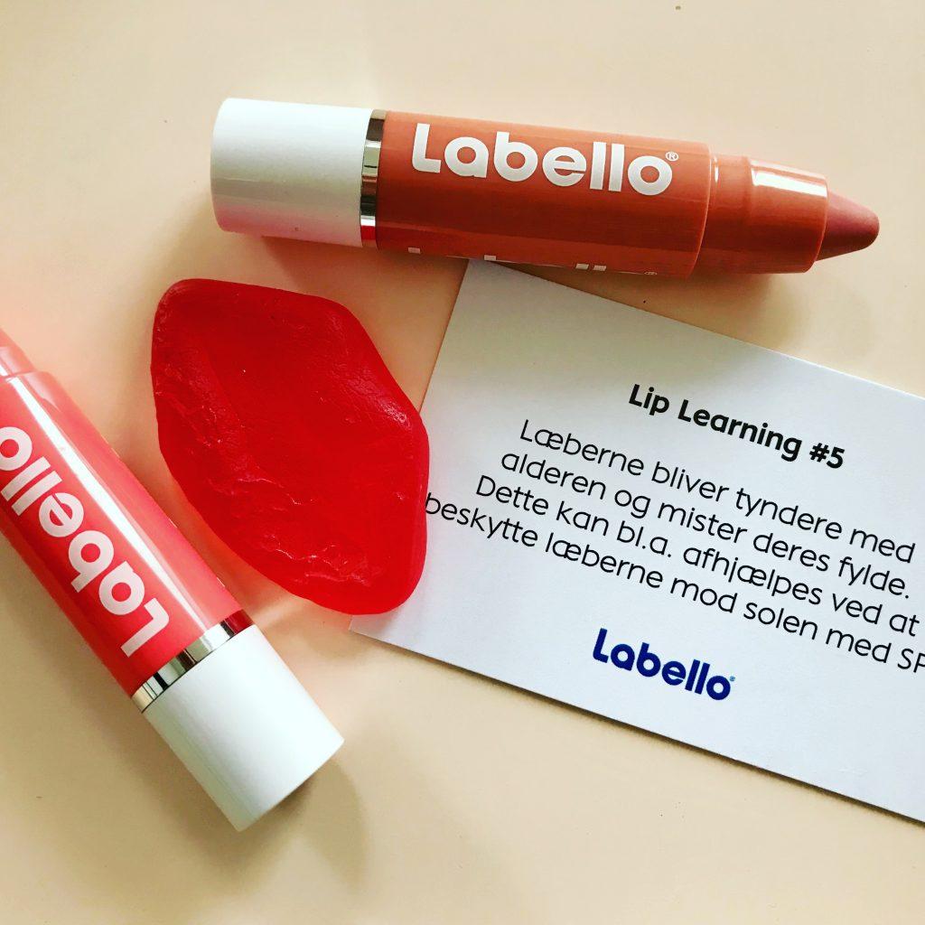 labello læbepomade læbeblyant