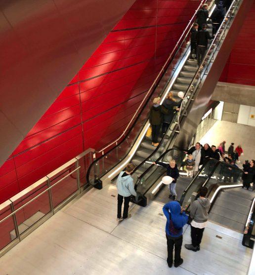 metro, cityring, åbning, transport