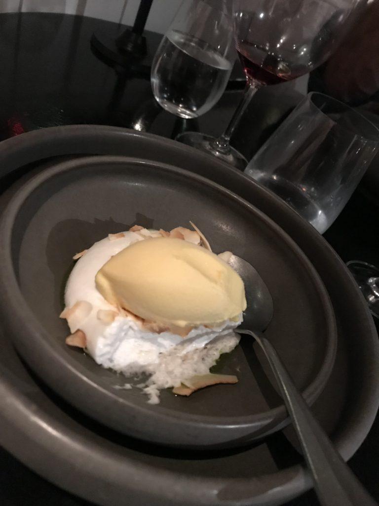 dessert asiatisk kokos passionsfrugt nimb bar'n'grill tivoli restaurant (Foto: MY DAILY SPACE)