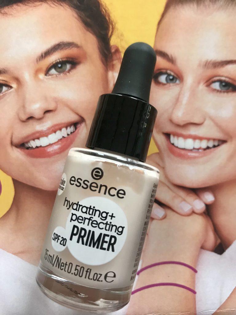 essence makeup primer