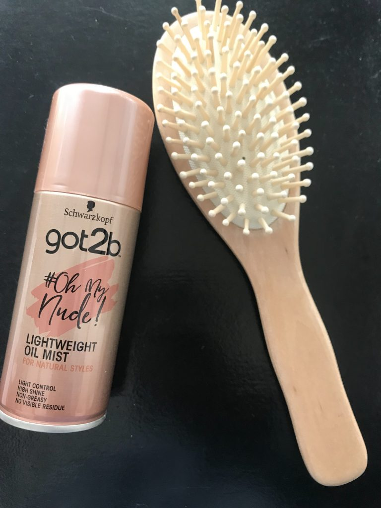 got2b oil mist hårspray