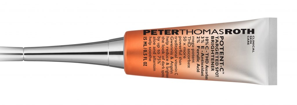 peter thomas roth peeling Potent C Targeted Spot Brightener