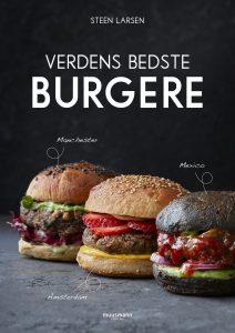 burger opskrift vegetar falafel (Foto: Bjarni B. Jacobsen)