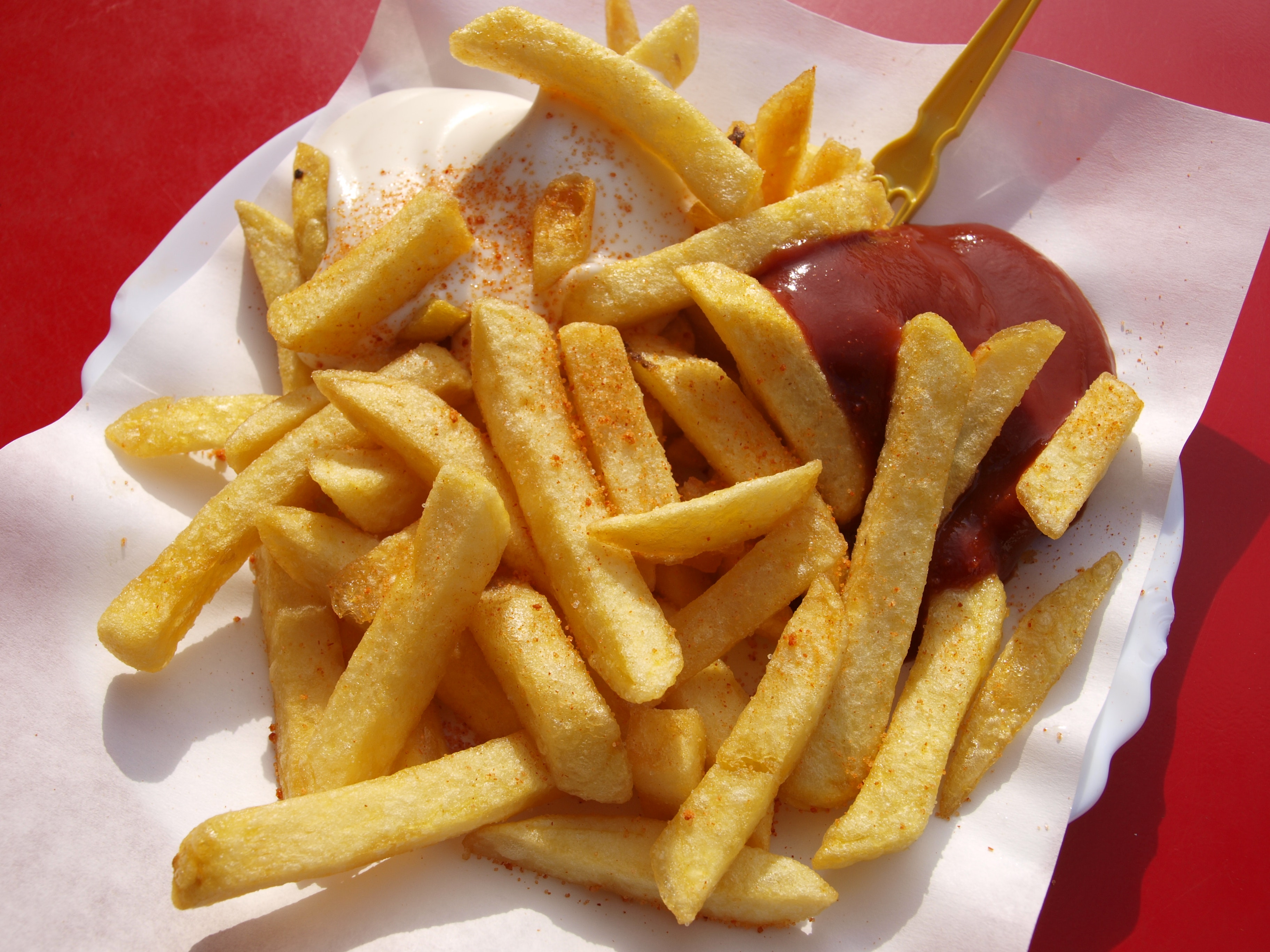 fastfood, pommes frites, fries, fritter