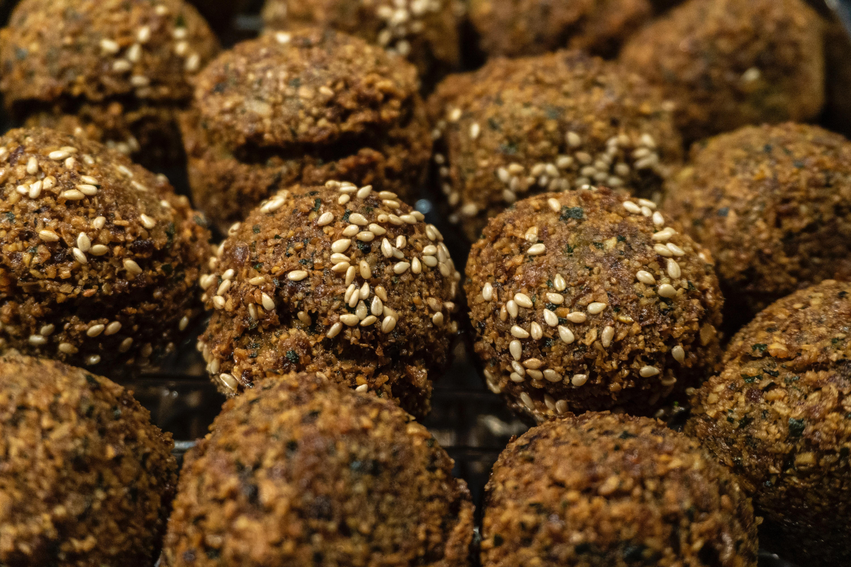 falafel kikærte (Foto: Unsplash)