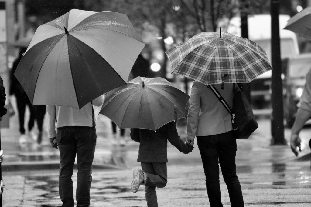 Familie, mor, far, børn, kærlighed(Foto:Unsplash)