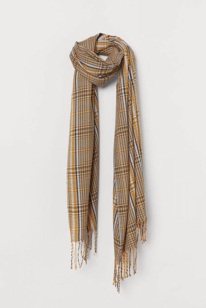 tørklæde tern fashion efterårsmode
