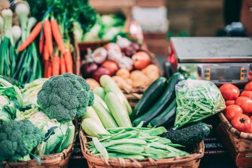 madvarer, grønt, grøntsager