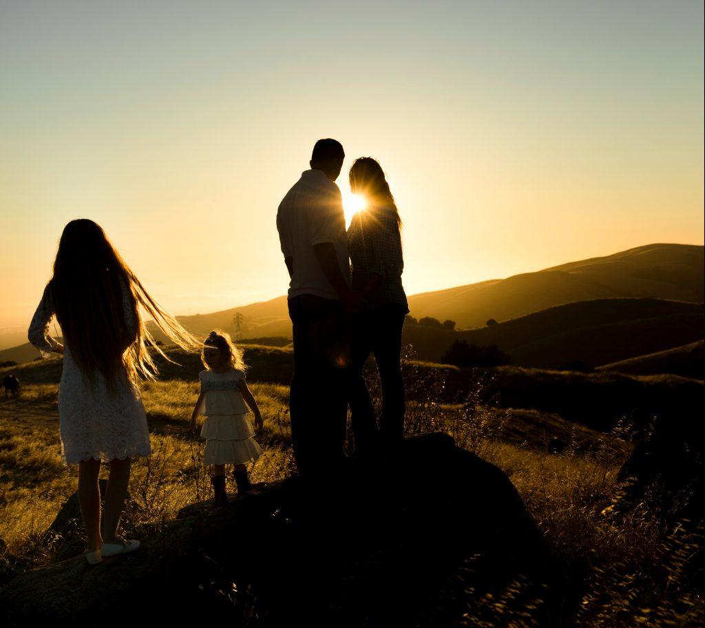 Familie, mor, far, børn, datter, søn(Foto:Unsplash)