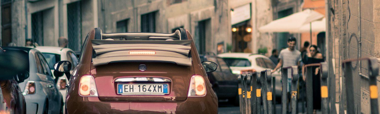 italien bilferie sommerferie ferie (Foto: Unsplash)