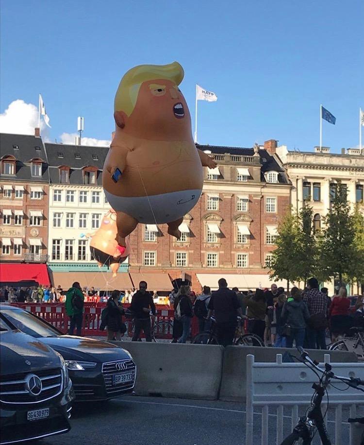 trump, ballon, donald trump
