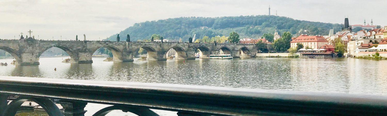 prag storby turist tjekkiet flod (Foto: MY Daily Space)