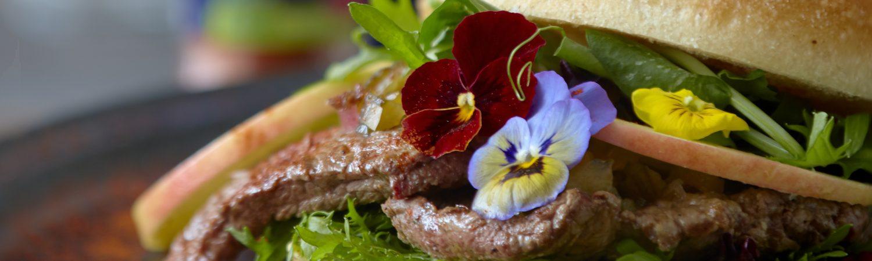 burger bog nordisk steak (Foto: Bjarni B. Jacobsen)