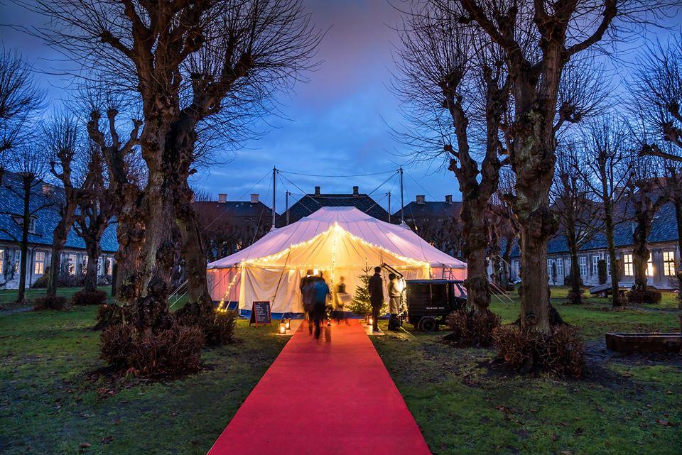 designmuseet, telt, julemarked, kultur, kulturguide