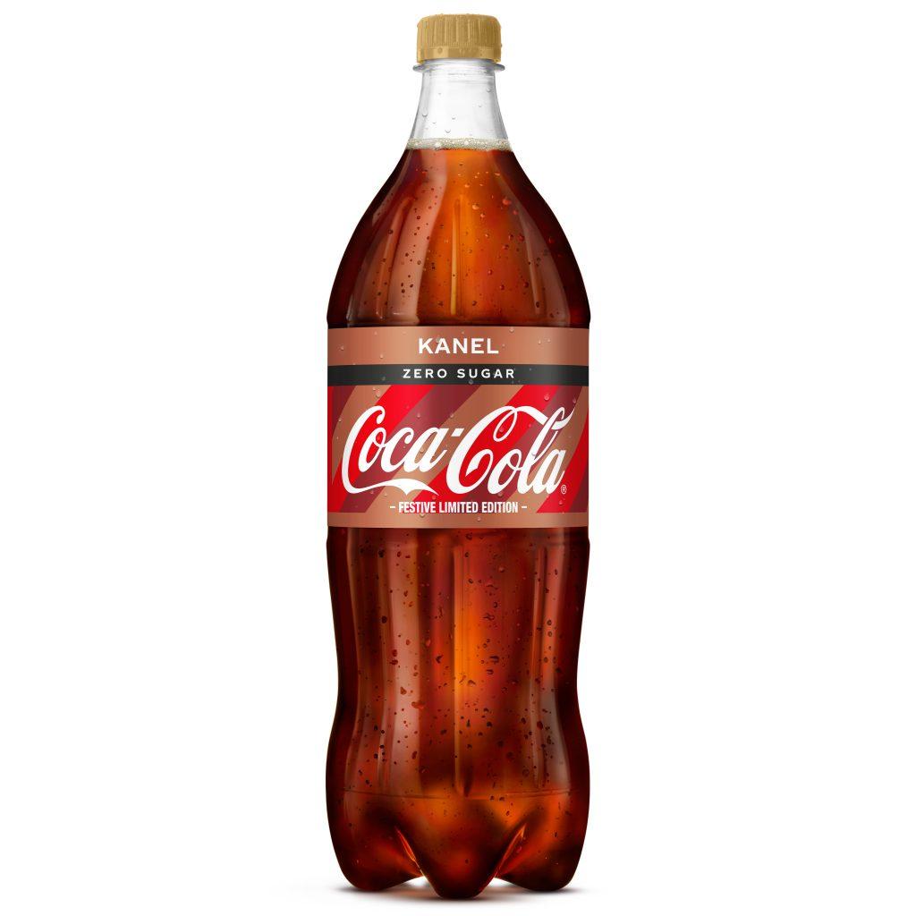 Coca-Cola flaske sodavand kanel (Foto: Coca Cola)