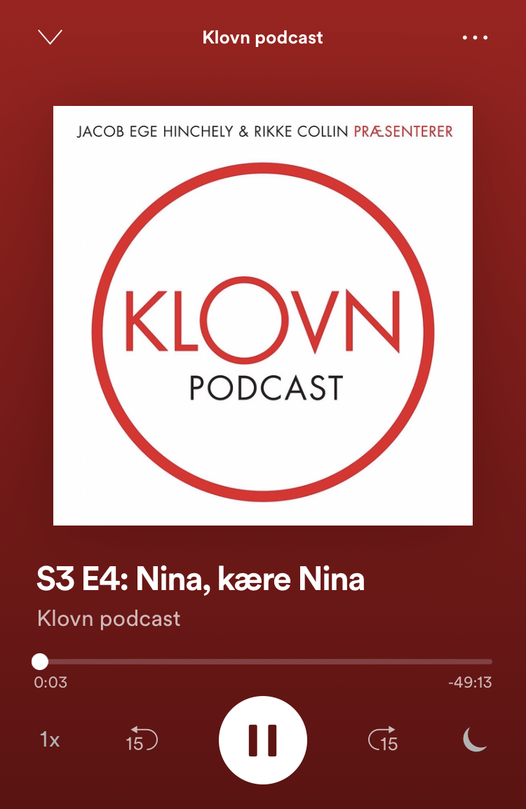 klovn, podcast