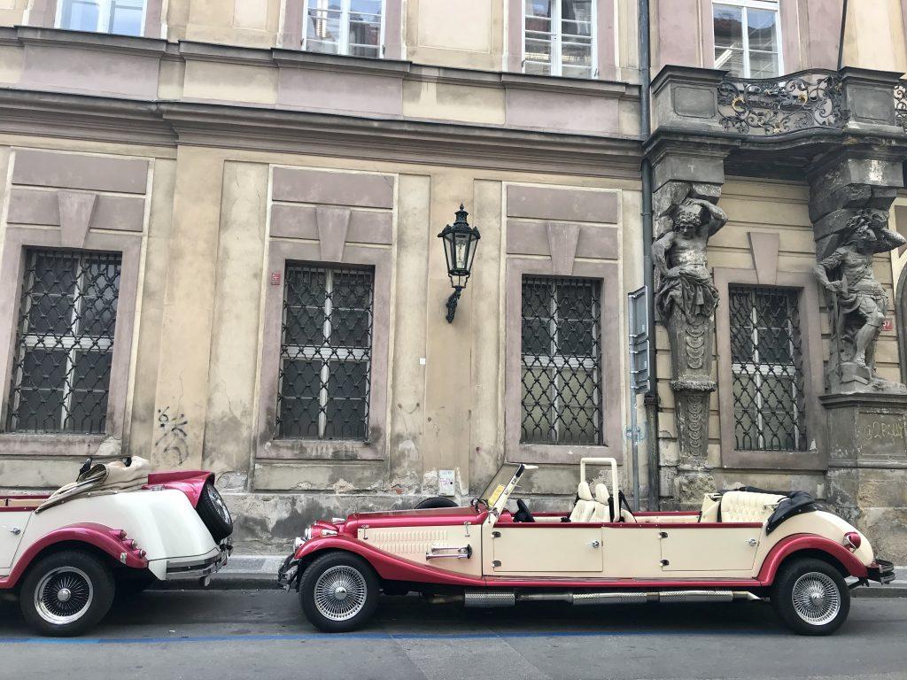 prag storby turist gammel bil (Foto: MY Daily Space)