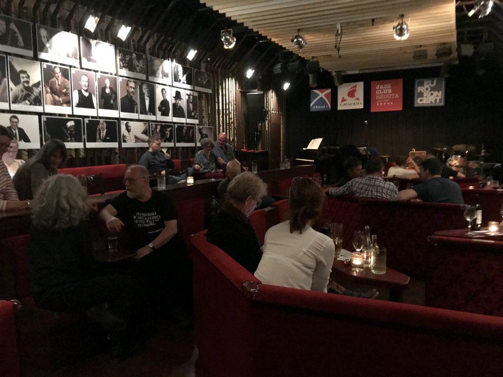 jazz club reduta prag tjekkiet (Foto: MY DAILY SPACE)