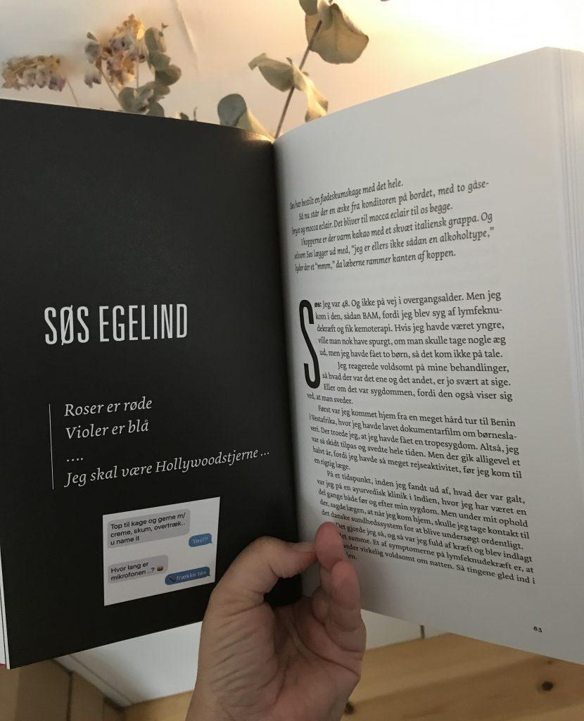 klimakteriesild søs egeling sanne gottlieb bog overgangsalderen (Foto: MY DAILY SPACE)