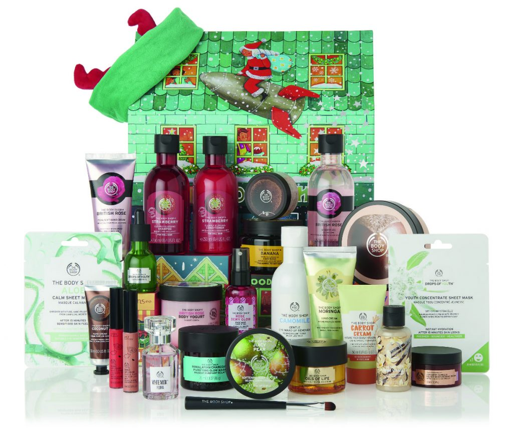 The Body Shop julekalender 9