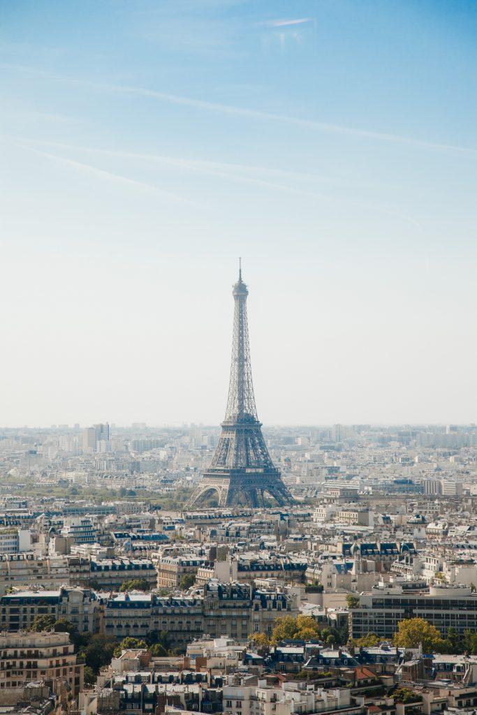 paris frankrig rejse eiffeltårnet (Foto: Unsplash)