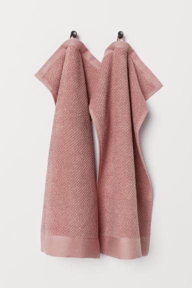 h&m, håndklæder, indretning, Foto: H&M