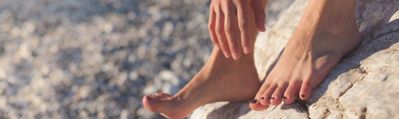 zoneterapi, fødder, behandling, sundhed, My Daily Space,(Foto: Unsplash)