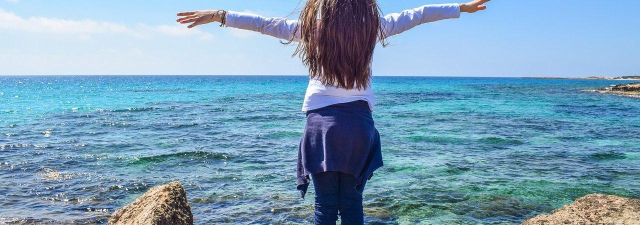 pige vand humør horisont liv (Foto: Unsplash)