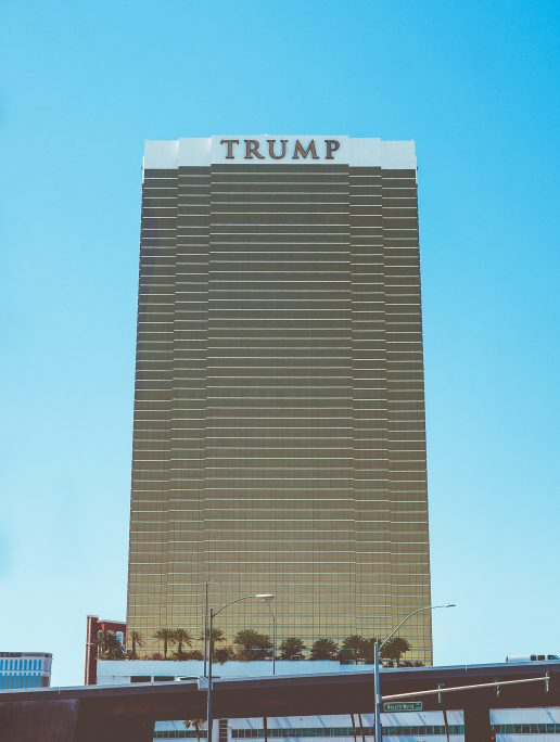 Trump tower. Bygning. (Foto: Unsplash)