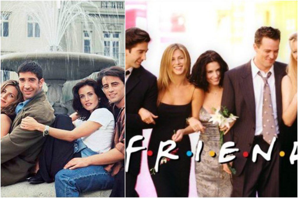 friends serie (Foto: PR)