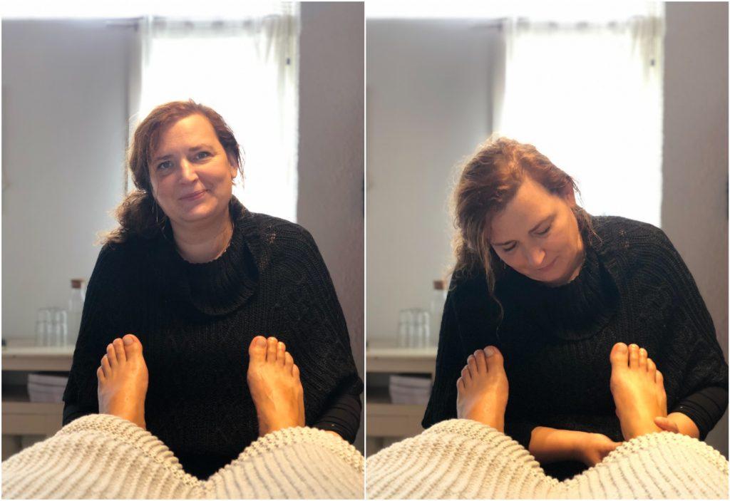 zoneterapi, fødder, behandling, alternativ behandling, (Foto: MY Daily Space)